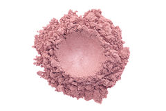 Make-up glanzend poeder Royalty-vrije Stock Foto