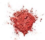 Make up ha schiacciato il fard Fotografie Stock