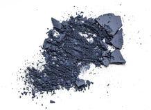 Make up ha schiacciato l'ombretto Fotografia Stock