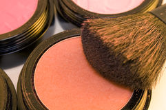 Make up items Royalty Free Stock Photo