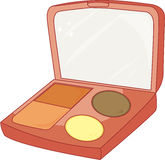 Make-up kit Royalty Free Stock Photo