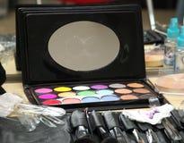 Make up kit Royalty Free Stock Photo