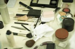 Make Up Kit Royalty Free Stock Images