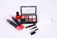 Make-up kit Royalty Free Stock Images
