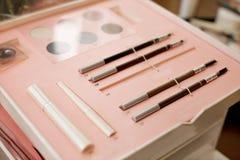 Make up kit Royalty Free Stock Image