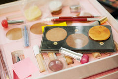 Make up kit Royalty Free Stock Photo