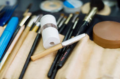Make Up Kit Royalty Free Stock Image