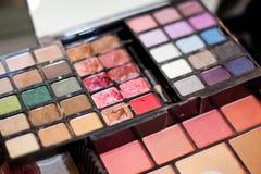 Make-up kit Royalty Free Stock Image