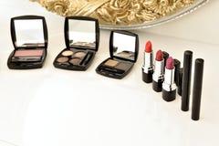 Make up kit set Stock Photography