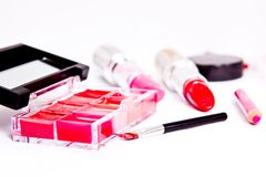 Make-up lipstick Royalty Free Stock Photo