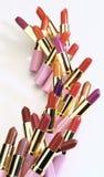 Make up lipsticks Stock Photo