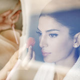 Make up for luxury bride Stock Images