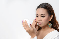 Make up Royalty Free Stock Images