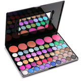 Make-up palette Stock Photo