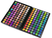 Make-up palette Royalty Free Stock Photos