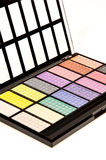 Make-up Palette Royalty Free Stock Image