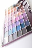 Make up palette Royalty Free Stock Photos
