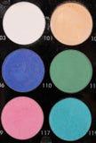 Make up palette Stock Photos