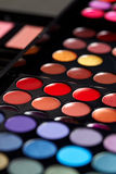 Make-up  palettes Royalty Free Stock Photo