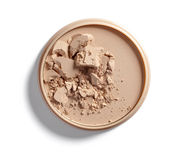 Make up powder Stock Images