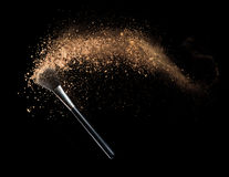 Make-up powder Stock Images