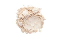 Make up powder Royalty Free Stock Images