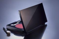 Make up powder stock image
