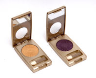 Make-up powders Royalty Free Stock Photos