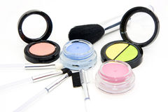 Make up products Royalty Free Stock Photo