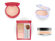 Make-up set Royalty Free Stock Photo