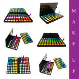Make up set Stock Photo