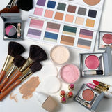 Make up set Royalty Free Stock Photos