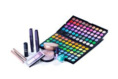Make-up set Royalty Free Stock Images