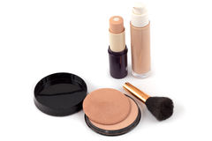 Make up set Royalty Free Stock Photography