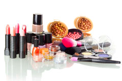 Make up set Royalty Free Stock Image