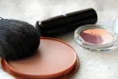 Make-up set royalty free stock photography