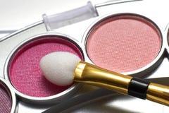Make-up set. Pink Make-up set Stock Photography
