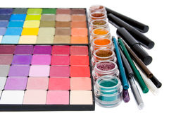 Make-up set Royalty Free Stock Image