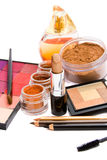 Make-up set Stock Image