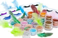 Make-up set Royalty Free Stock Image