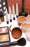 Make-up set Royalty Free Stock Images