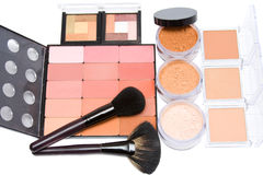 Make-up set Stock Photos