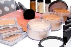 Make-up set Stock Images