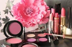 Make up set Stock Photos