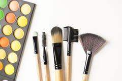 Make-up set Stock Photos
