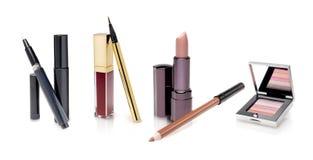 Make up set Stock Image