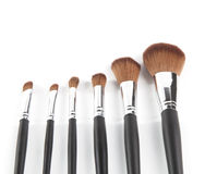 Make up tool  white Royalty Free Stock Photo