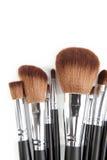 Make up tool  white Stock Image