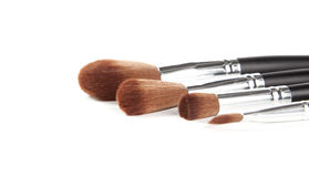 Make up tool  white Royalty Free Stock Images