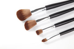 Make up tool  white Royalty Free Stock Photography